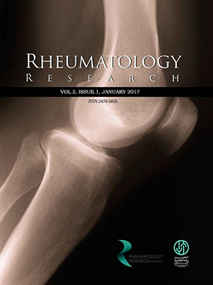 Rheumatology Research
